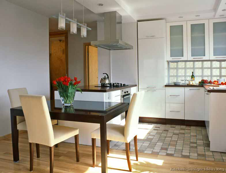 Desain Dapur Putih Dekorasi Dapur Rumah Minimalis Modern  Desain Rumah 2016