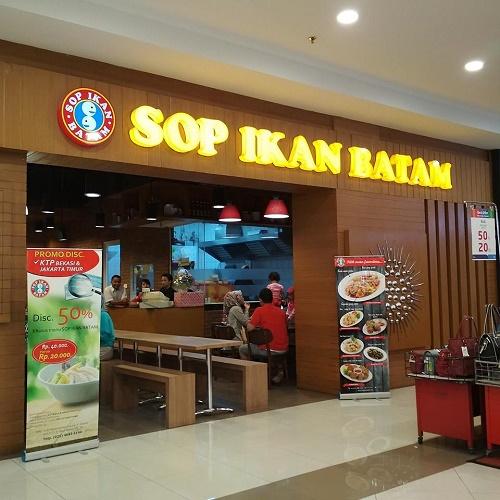 Sop Ikan Batam Lulu Hypermarket Cakung