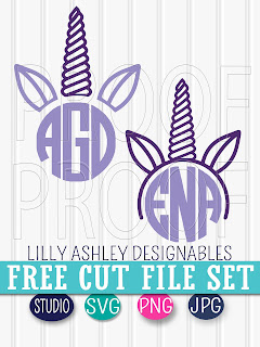 http://www.thelatestfind.com/2018/04/freebie-unicorn-svg-set-of-cut-files.html