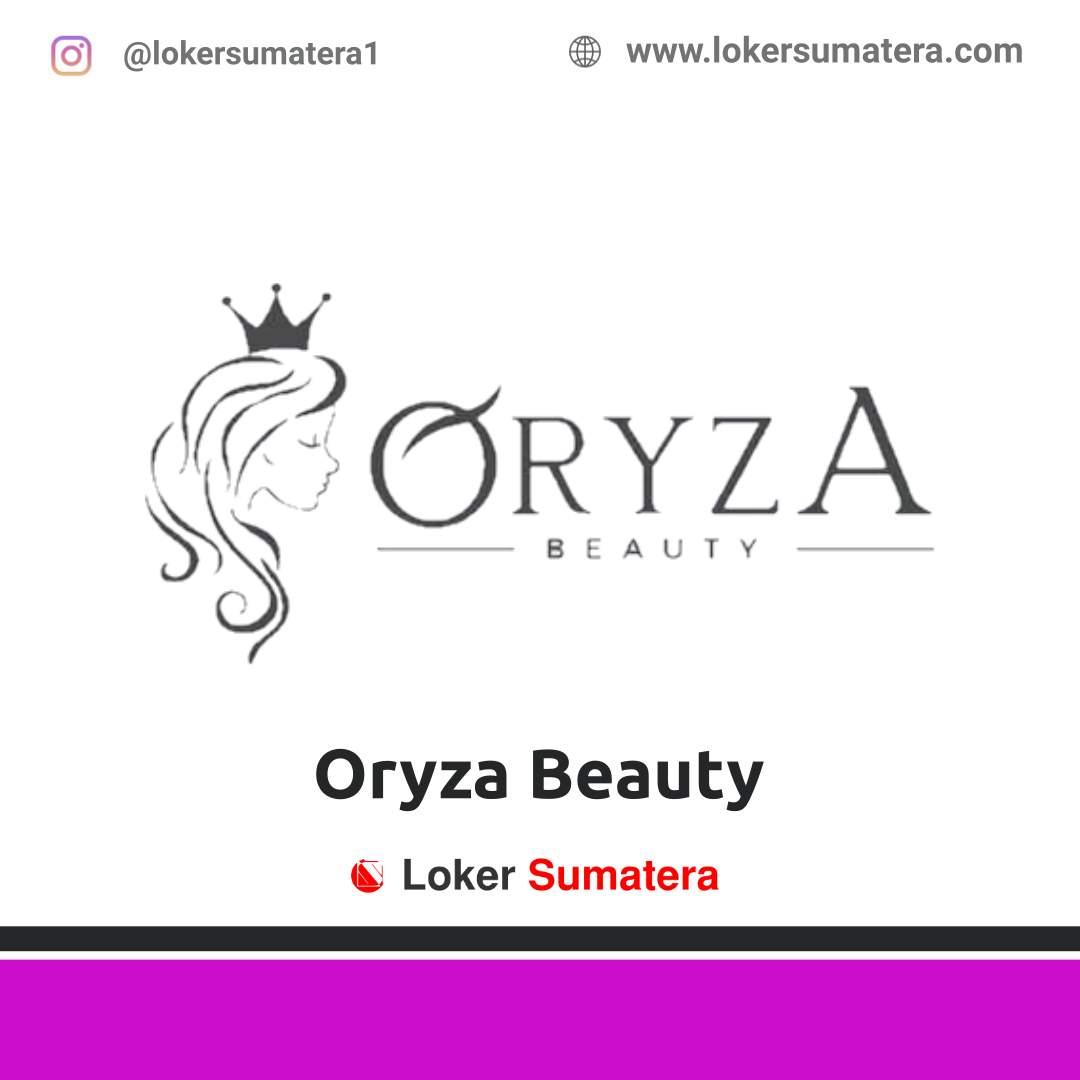 Lowongan Kerja Medan: Oryza Beauty September 2020