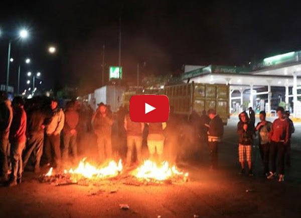 Saqueos en Ciudad Bolívar este 25 y 26 de diciembre