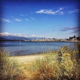 Jericho Beach Vancouver balade