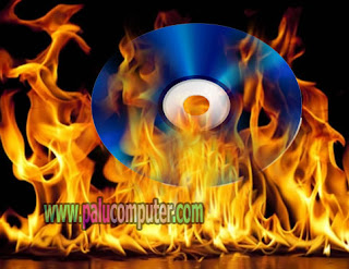 pengertian burning cd dvd