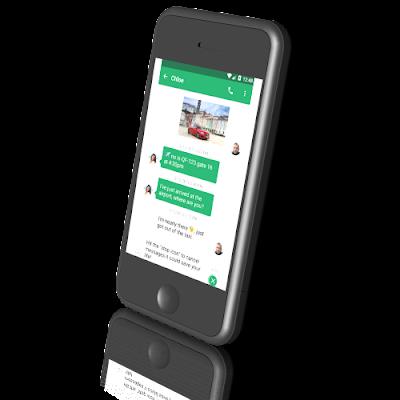 aplikasi sms terbaru 2016 Chomp SMS