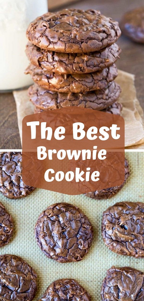 The Best Brownie Cookie   Cookie Recipes Chocolate Chip, Cookie Recipes Easy, Cookie Recipes Christmas, Cookie Recipes Keto, Cookie Recipes From Scratch, Cookie Recipes Sugar, Cookie Recipes Peanut Butter, Cookie Recipes Best, Cookie Recipes Unique, Cookie Recipes Oatmeal, Cookie Recipes Healthy, Cookie Recipes Lemon, Cookie Recipes M&m, Cookie Recipes Monster, Cookie Recipes Simple, Cookie Recipes Shortbread, Cookie Recipes No Bake, Cookie Recipes Fall, Cookie Recipes Homemade. #cookie #brownie