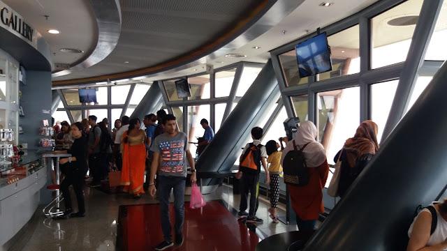 Pelantar Pemerhati (Observation Deck) @ Menara KL