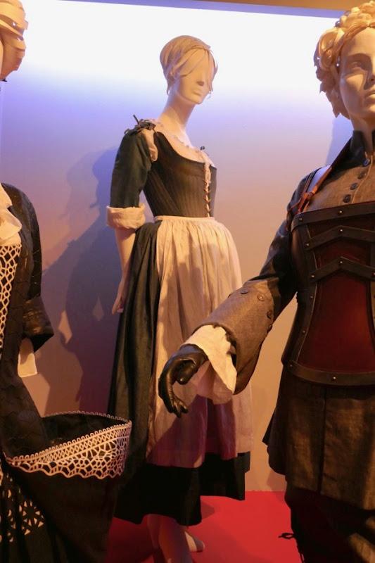 Emma Stone Favourite Abigail maid costume