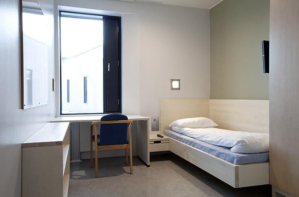 Prisão Halden na Noruega - A prisão que realmente parece uma colônia de férias | Marte é para os Fracos