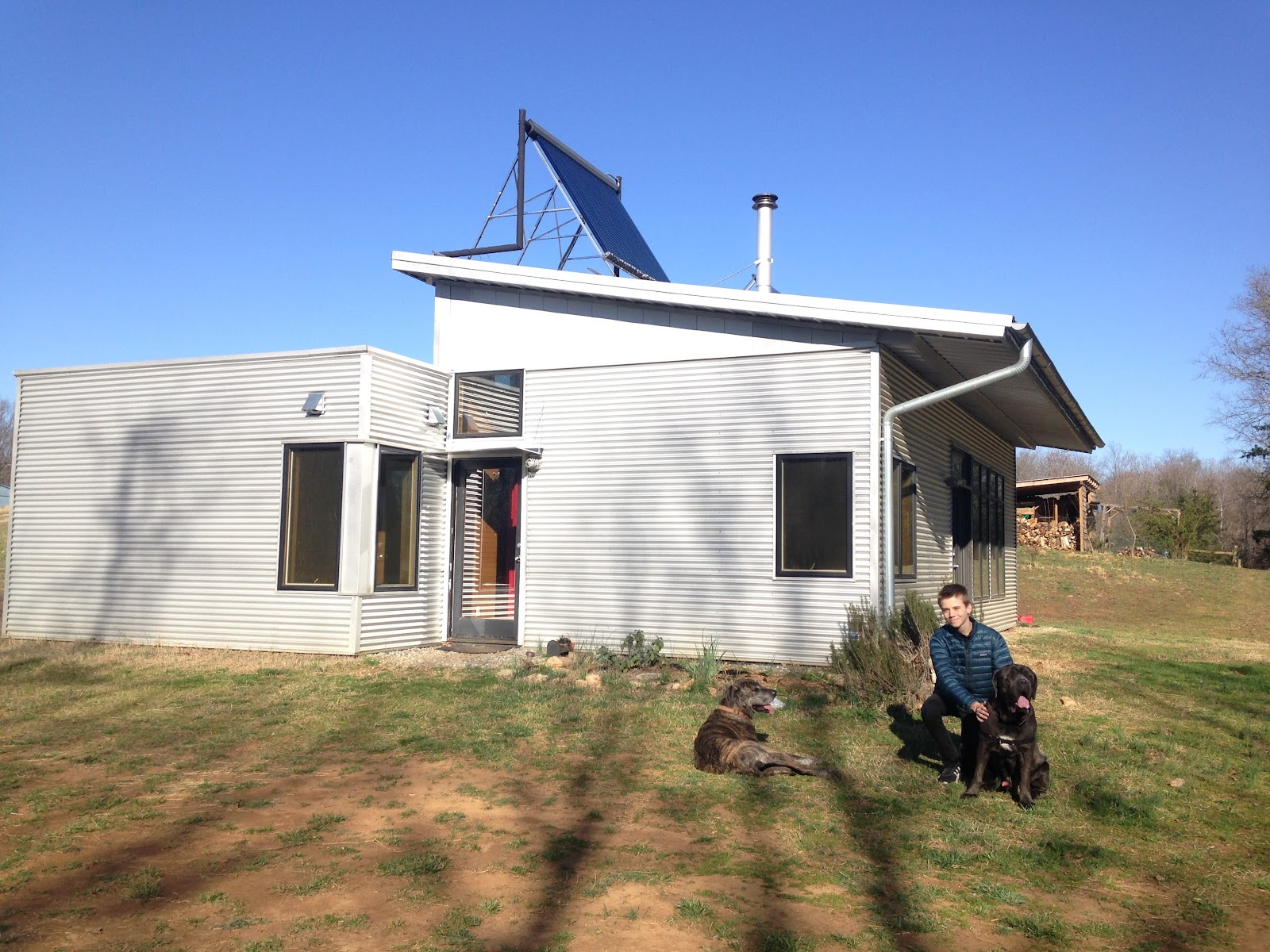 Modern Prefab House Kit News And At The Off Grid Prefab