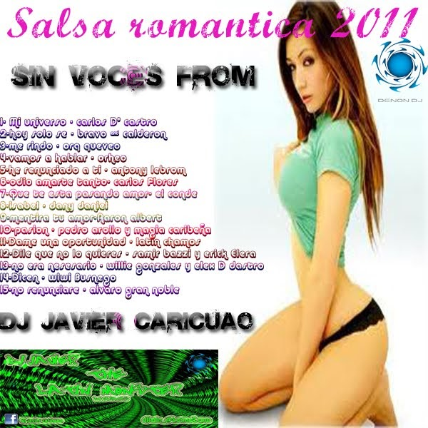 Latin Romantica 107
