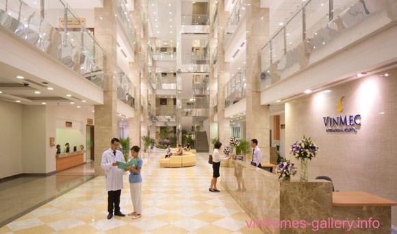 Hệ thống bệnh viện Vinmec