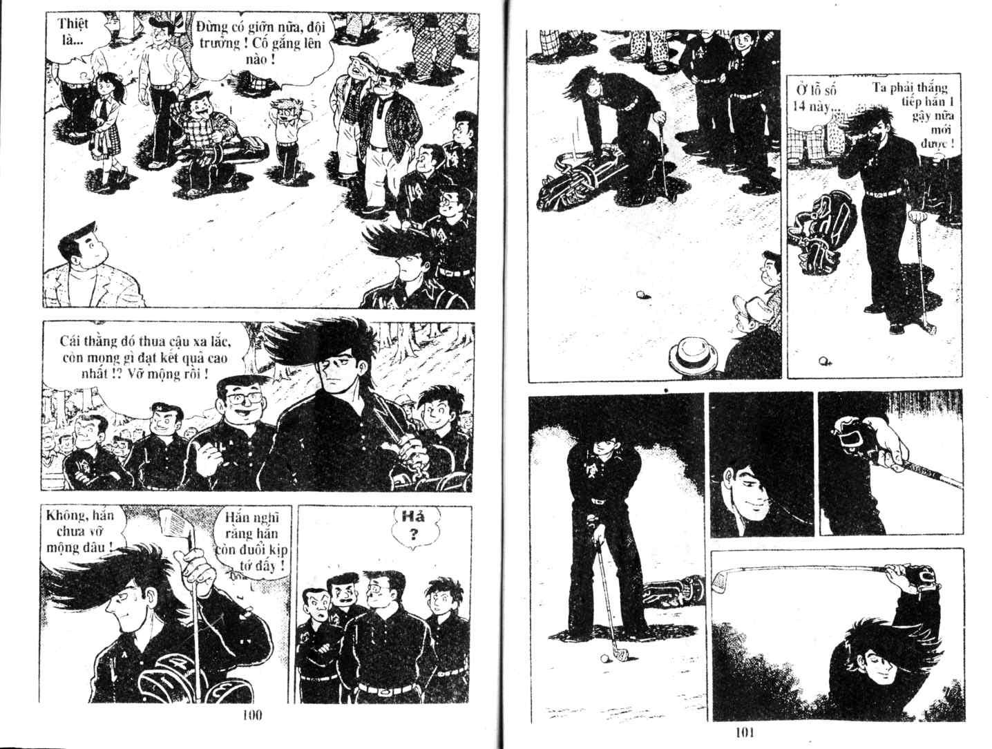 Ashita Tenki ni Naare chapter 7 trang 49