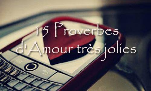 Sms, poèmes, et proverbes d'amour & amitié...