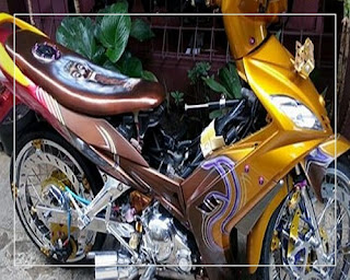 modifikasi jupiter mx ala road race modifikasi jupiter mx ayago