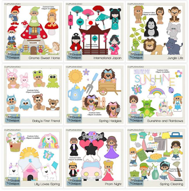 http://daydreamsndesigns.blogspot.com/p/clipart-sets-available-for-custom-colors.html