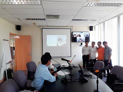 Dự án triển khai giải pháp hội nghị truyền hình tại công ty Viglacera