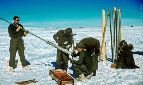 Tóxico de la Guerra Fría vuelve por el cambio climático