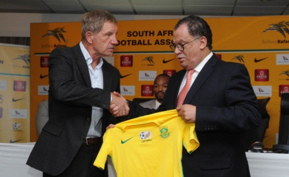 Stuart Baxter has named his first squad since taking over Bafana for a second time in his managerial career.
