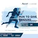 Run To Give – Bandung • 2018