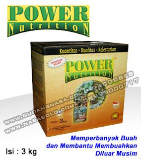 POWER NUTRITION 3KG Rp.670.000,-