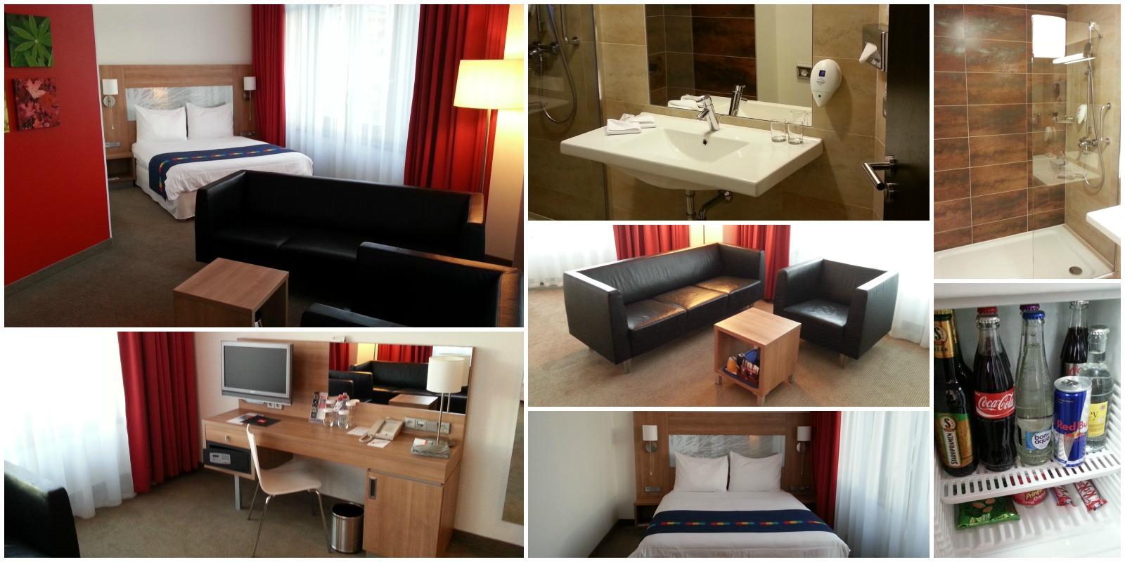 Park INN Prague Czechy