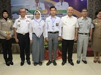 Wali Kota Medan Apresiasi Pemilihan Pelajar Pelopor Keselamatan Lalu Lintas