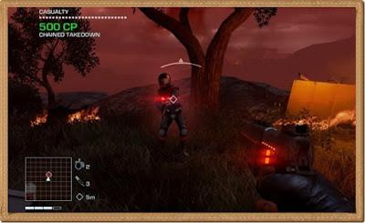 Far Cry 3 Blood Dragon Games Screenshots
