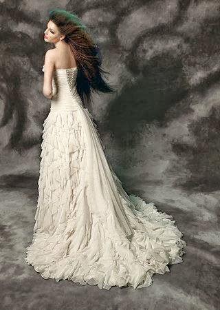 Little Black Dress Vampire Wedding Dress Part 1