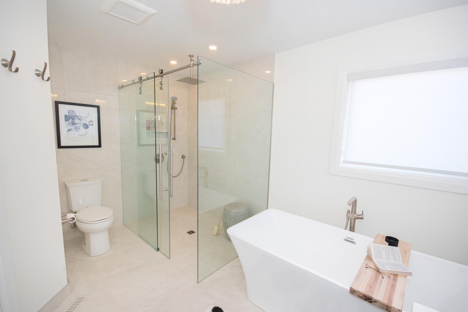 high end bathroom