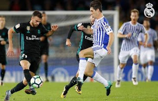 Real Sociedad 1 : 3 Real Madrid