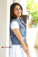 Telugu Actress Lavanya Tripathi Latest Pos in Denim Jeans and Jacket  0088.JPG