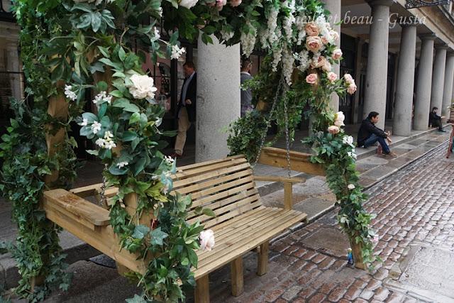 Schaukel Covent Garden
