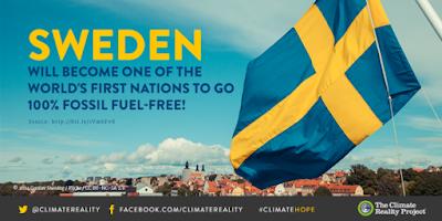 Resultado de imagen de energia eolica en suecia