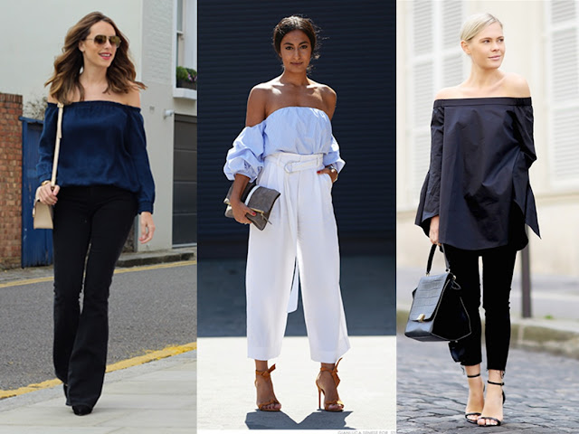 Off shoulders-fashion-trend-streetstyle-Chez Agnes