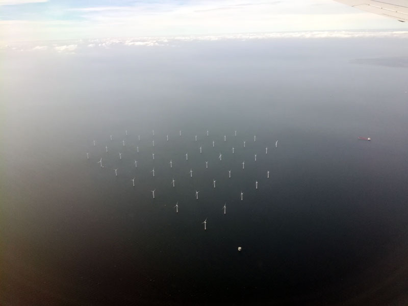 Fonti di energia nel nord europa