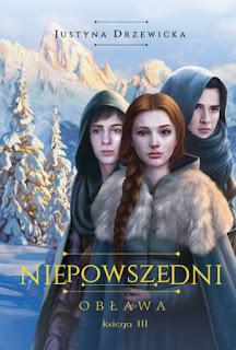 """""""Niepowszedni. Obława"""" Justyna Drzewicka - recenzja"""