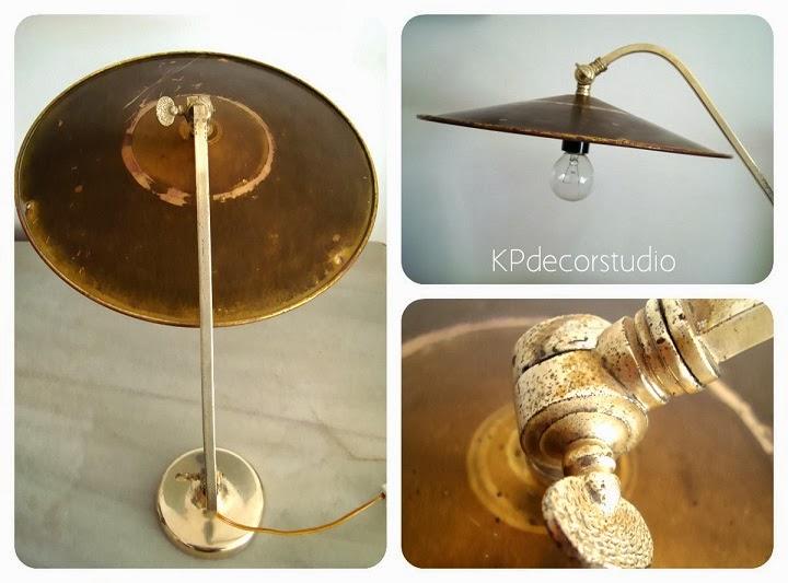 Lámparas y flexos vintage antiguos con estilo y de diseño