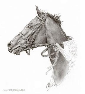 dibujos-realistas-en-carboncillo-de-caballos caballos-dibujos-carboncillo