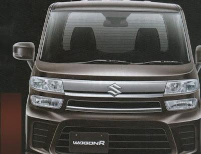 New 2017 Maruti Suzuki Wagon R front look