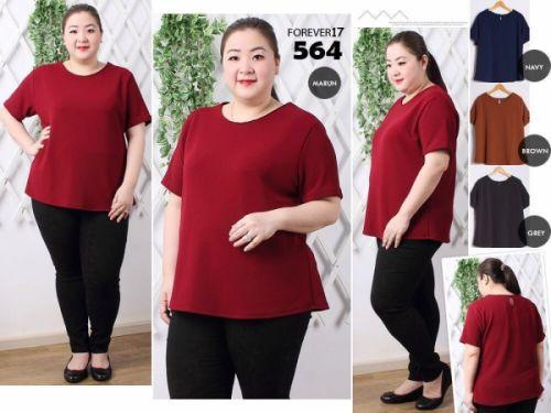 Jual Online Resy Atasan Jumbo Model Fashion Korea Terbaru diJakarta