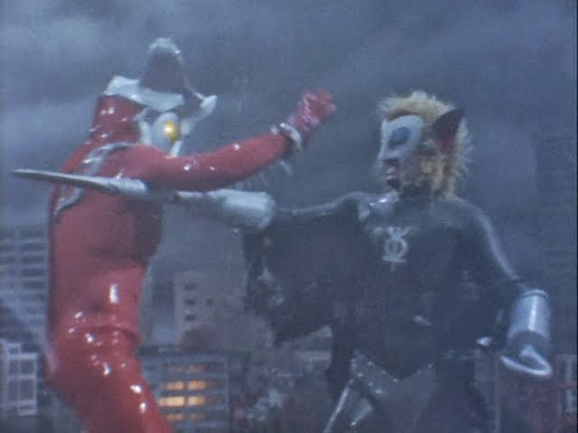 Cool Ass Cinema: From Beyond Television: Ultraman Leo ...