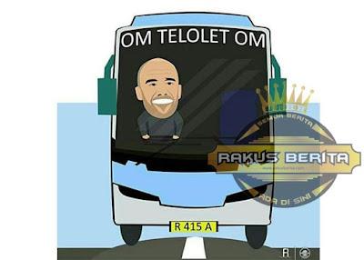 "Manchester City Tak Mau Ketinggalan Tren Masa Kini ""Om Telolet Om"""