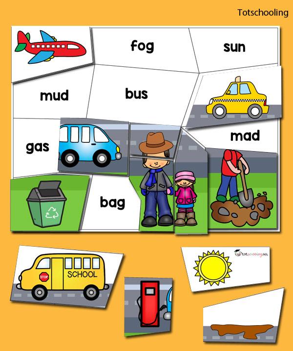 Totschooling - Toddler, Preschool