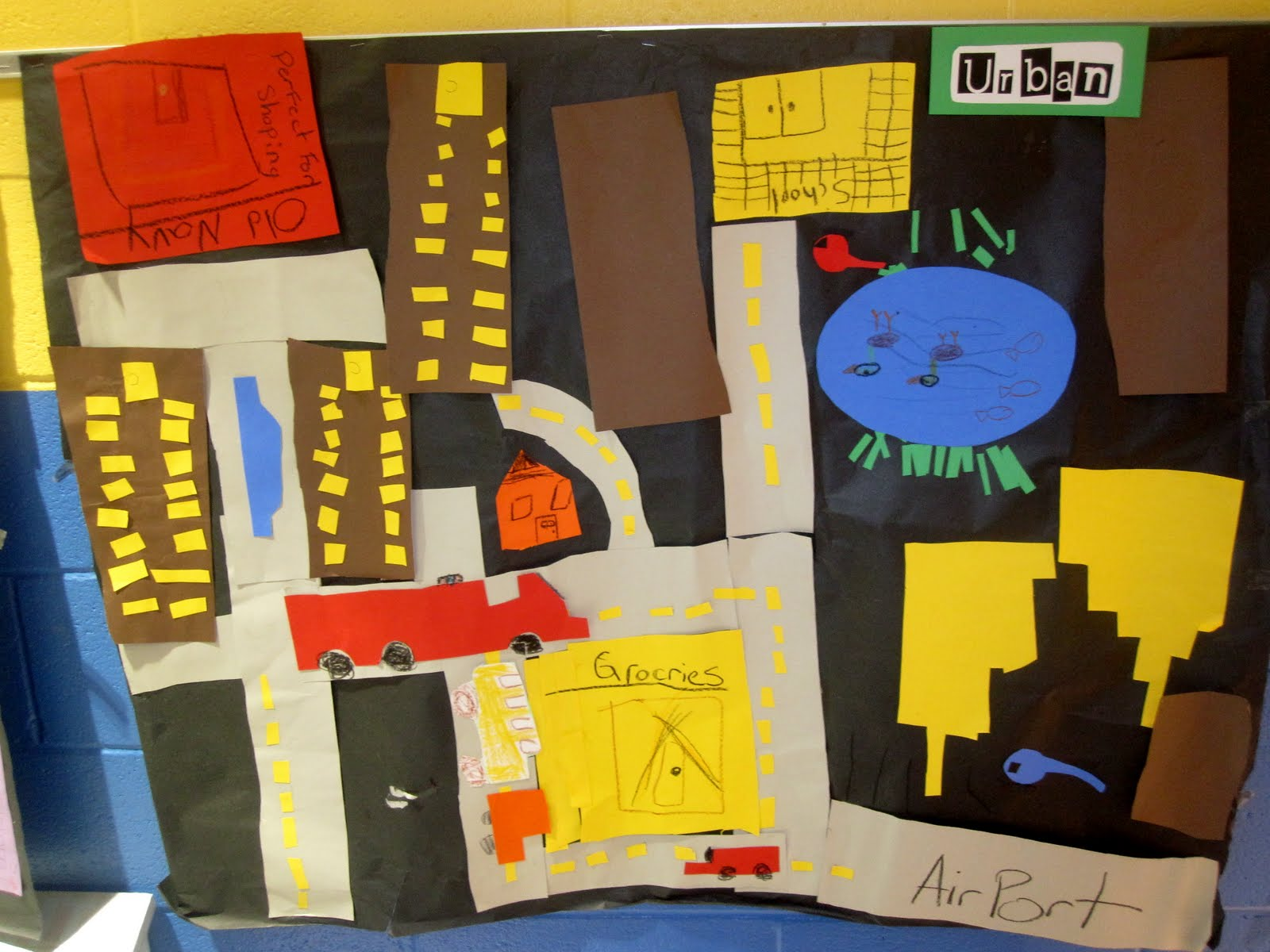 Second Grade Style Community Project