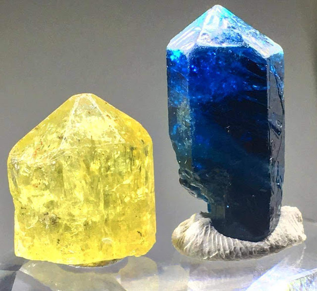 An 'Apatite' for Progress: a Mineral With Many Uses