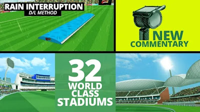 World Cricket Chapionship 2 2.8 Update