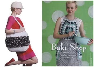 Revista crochet complementos con bandana