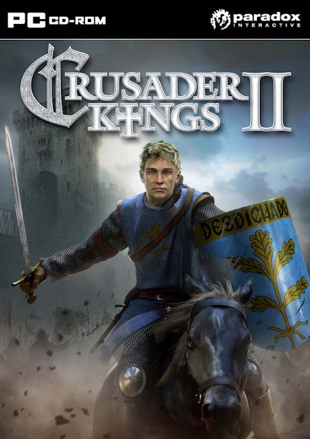 Crusader Kings II download Cover Free Game