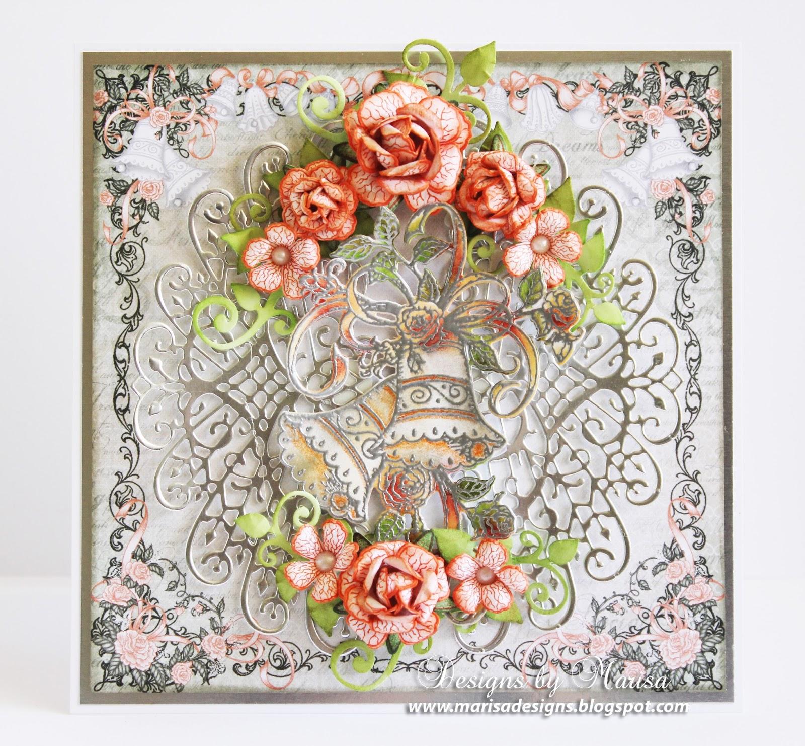 Designs By Marisa Heartfelt Creations Classic Wedding