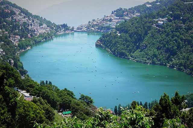 Nainital Lake: Uttrakhand
